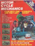 Motorcycle Mechanics - Motorcycle Magazine - March 1976 - M2501